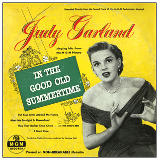 In The Good Old Summertime Soundtrack