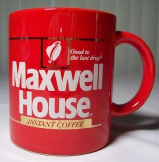 Maxwell House Coffee Mug
