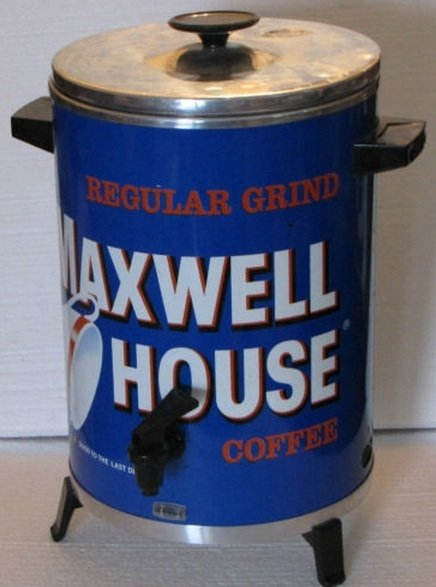Maxwell House Coffee Percolator