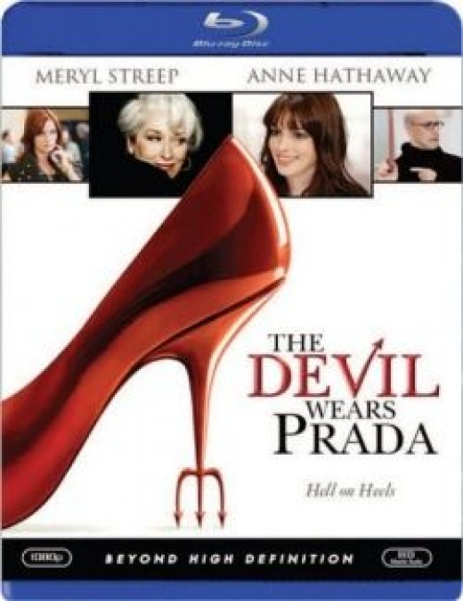 The Devil Wears Prada Coffee Scene