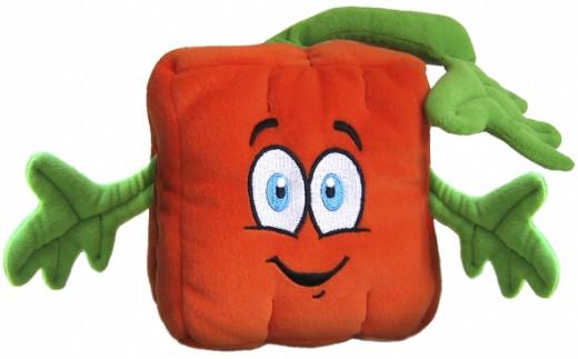 Plush Spookley The Pumpkin