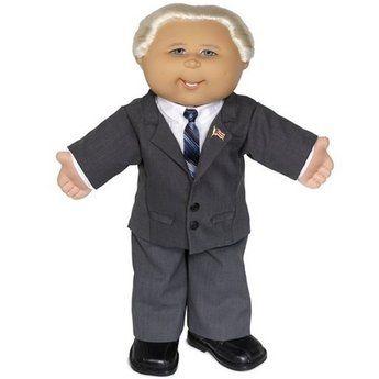 Joe Biden Cabbage Patch Doll