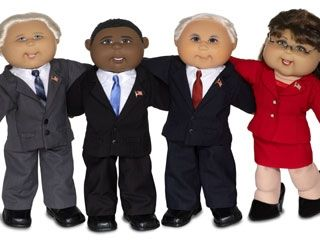 Goodnight from the 2008 United States Election Candidates!