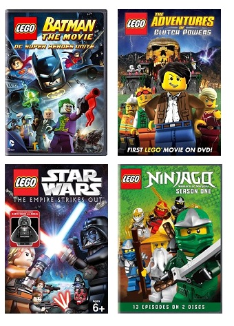 More Lego Movies