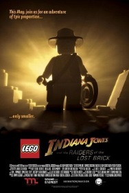 Indiana Jones and the Raiders of the Lost Brick