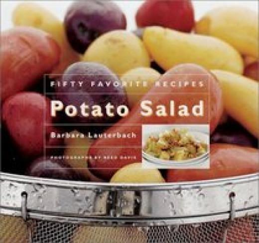 Fifty Favorite Potato Salad Recipes by Barbara Lauterbach
