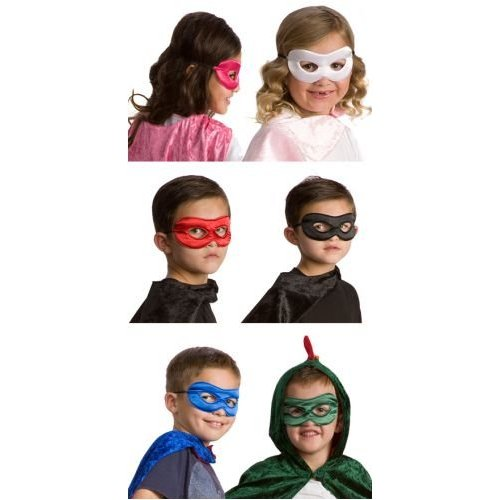Superhero Masks for Children