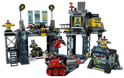 Lego Batman's Bat Cave