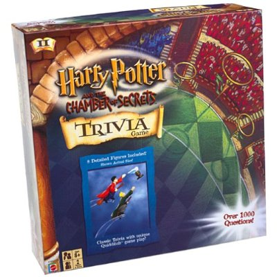 Harry Potter and the Chamber of Secrets Trivia Game