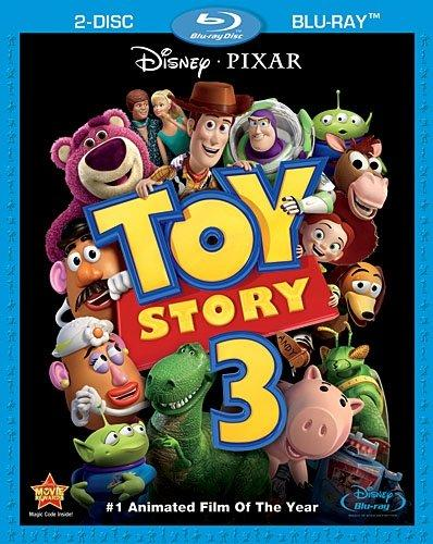 Toy Story 3 Blu-ray