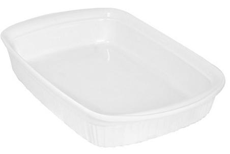 CorningWare French White 9-Inch-by-13-Inch Baking Dish
