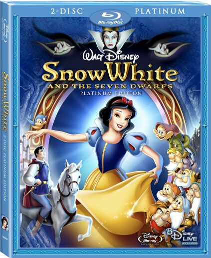 Marge Champion As Snow White