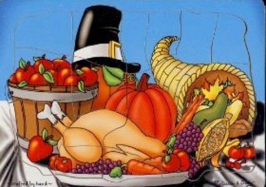 Thanksgiving Day Jigsaw Puzzle