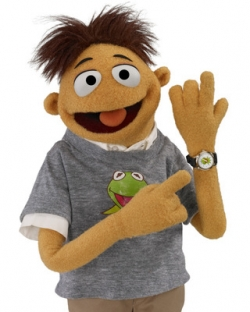 The Muppets' Walter's Watch