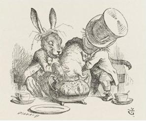 The Mad Hatter by John Tenniel