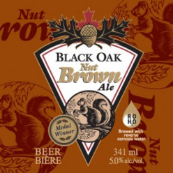 Beer Review: Black Oak Nut Brown Ale