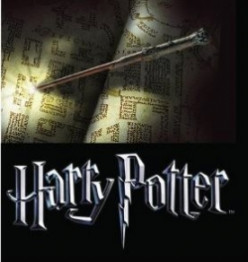 Noble Collection Harry Potter Wands