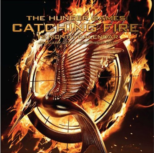 Catching Fire 2014 Calendar