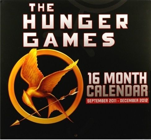 The Hunger Games Calendar