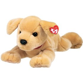 Labrador Retriever Beanie Baby Plush