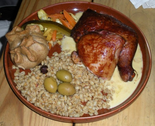 Medieval Feast at Olde Hansa