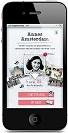 Anne Frank's Amsterdam App