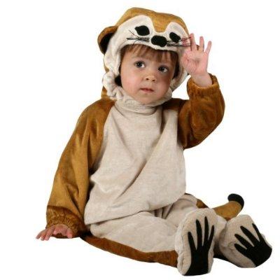 Animal Planet Meerkat Baby Costume
