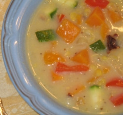 The Best-Ever Corn Chowder Recipe