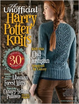 The Unofficial Harry Potter Knits