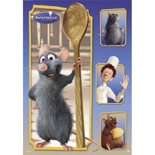 movie review ratatouille Kids are gonna gobble ratatouille up adults will relish its wit, and everyone will want to go out to eat after full review.