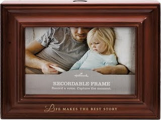 Hallmark Recordable Picture Frame