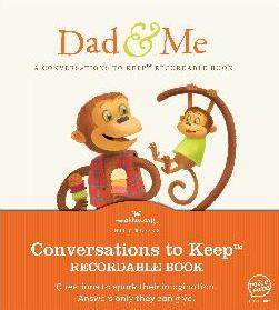 Dad and Me Recordable Book