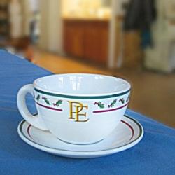 Polar Express Cup and Saucer