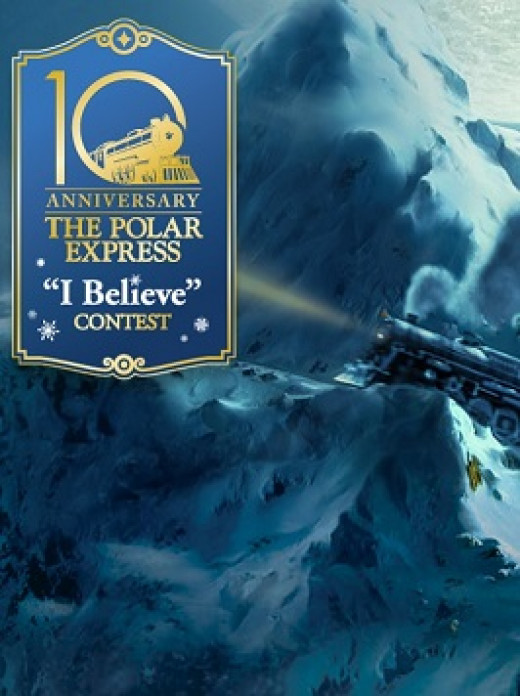 The Polar Express I Believe Contest is closed.