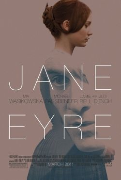Jane Eyre with Mia Wasikowska and Michael Fassbender