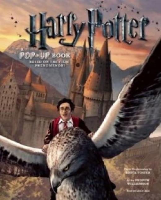 Harry Potter Pop-Up Books and Wall Calendar