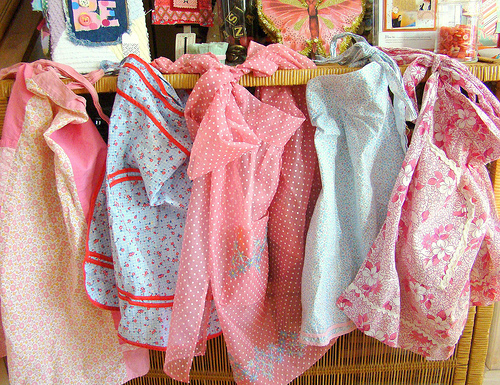 A Collection of Aprons