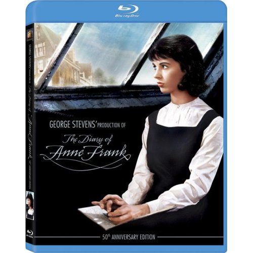 The Diary of Anne Frank (1959) on Blu-ray