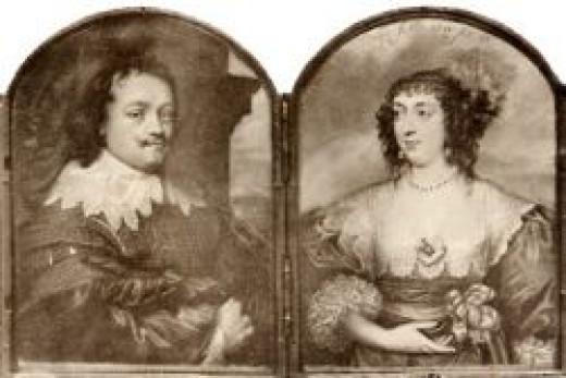 Kenelm and Venetia Digby