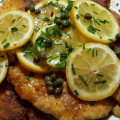 Chicken Piccata -- Gluten Free And Low Carb