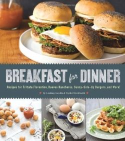 Breakfast for Dinner Cookbook is available at