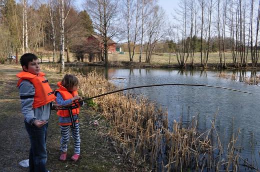Fishing Theme Kids Club Resort
