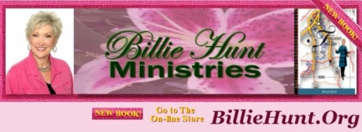 Billie Hunt Ministries -- New Book Release!