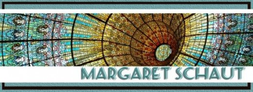 Margaret Schaut Facebook Timeline Cover Art