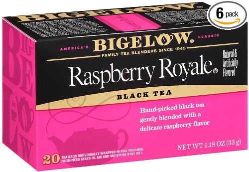 Raspberry Lemon Green Iced Tea Recipes