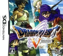 Choose a wife in Dragon Quest 5!