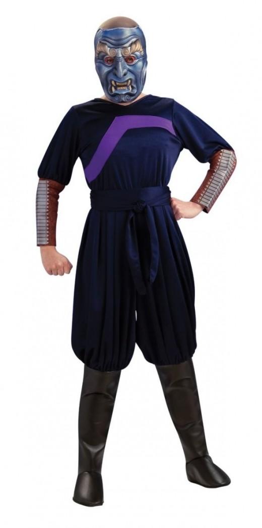 A Zuko Blue Spirit Costume - Be the mysterious vigilante. Is he friend or foe?