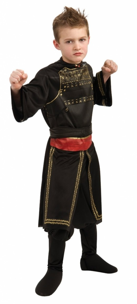 A prince Zuko costume. Friendbending and Halloween costumes go together, right? Perfect your favorite antihero.