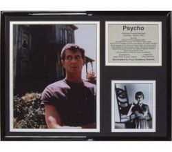 Psycho Limited Edition Plaque