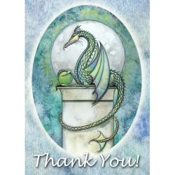 Dragon Thank You Card - Click Here!